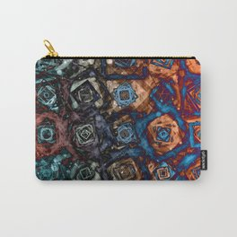 Twirling Swirling Madness Carry-All Pouch