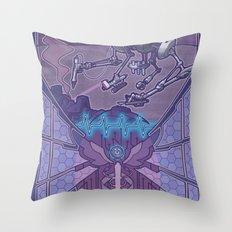 Medicus Rx Throw Pillow