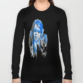plastic girl Long Sleeve T-shirt