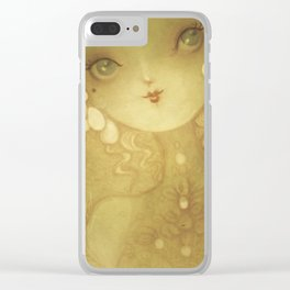 rosalie Clear iPhone Case