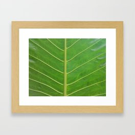OVERLEAF Framed Art Print