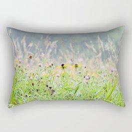 Field of the Smokies Rectangular Pillow