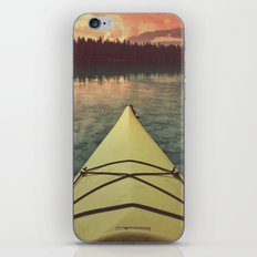 Pyramid Lake iPhone & iPod Skin