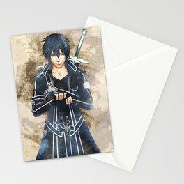 Kirito Swordsman Stationery Cards