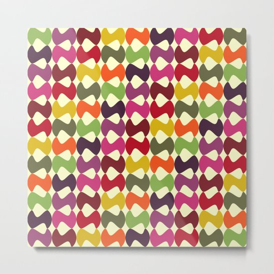 Pattern #30 Metal Print