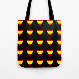 Flag of spain 5-spain,espana, spanish,plus ultra,espanol,Castellano,Madrid,Barcelona Tote Bag