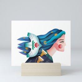Journey Mini Art Print