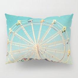 Boardwalk Ferris Wheel Pillow Sham