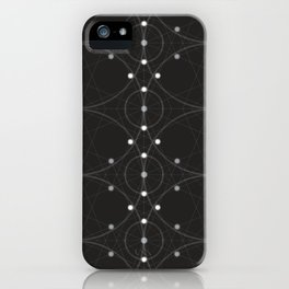 The Magicians Series - Pattern 6 iPhone Case