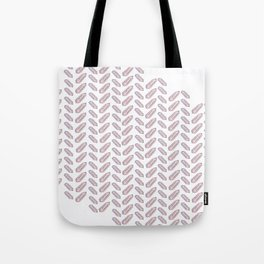 Quartz Fishbone Tote Bag