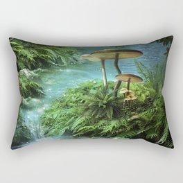 Enchanted Pond Rectangular Pillow