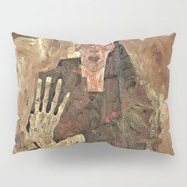 Self-Seer II, Death and Man - Digital Remastered Edition Pillow Sham