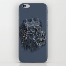 king forever iPhone & iPod Skin