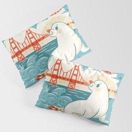 I Heart San Francisco Pillow Sham