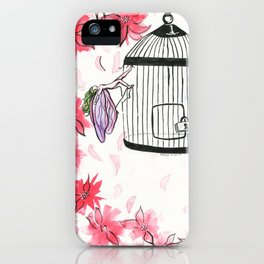 Can't cage magic iPhone Case