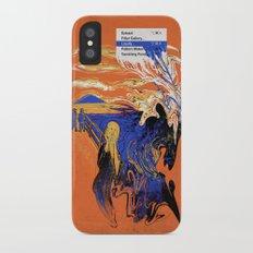 The Liquify Slim Case iPhone X