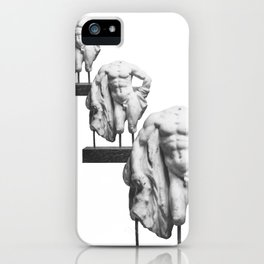W. Lysippos  iPhone Case