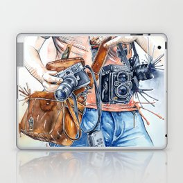 The Photographer Laptop & iPad Skin