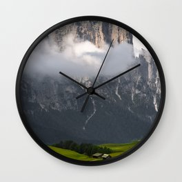 Lonely Cloud Wall Clock