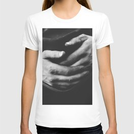 Chimney sweepers hands T-shirt