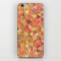 Triangle Pattern III iPhone & iPod Skin