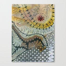 Shimmerz Canvas Print