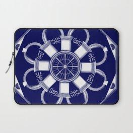 Jefferson Mandala 0001 Laptop Sleeve