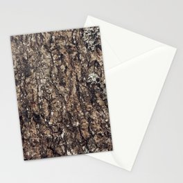 Tree Skin 4 /4 Stationery Cards
