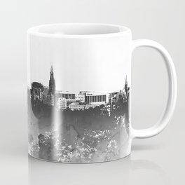 Design 106 Ottawa Skyline B/W Coffee Mug