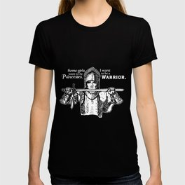 Female Warrior T-shirt
