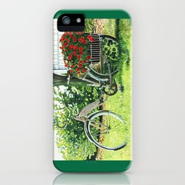 Impatiens to Ride iPhone Case