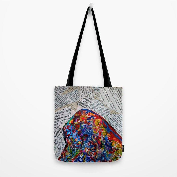 YIN YANG WORDS #society6 #decor #buyart Tote Bag