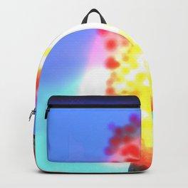 Fly: Fire Flower Backpack