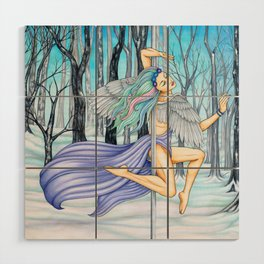 Pole Stars - VIRGO Wood Wall Art
