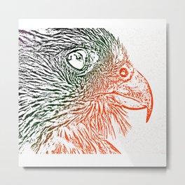 The Bird! Metal Print