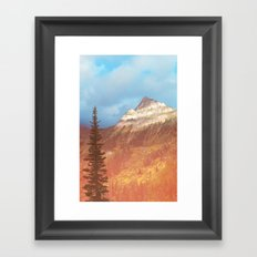 The Pacific Northwest Framed Art Print