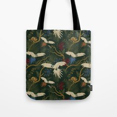 JUNGLE GREEN Tote Bag