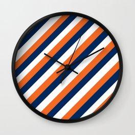 Go Broncos! Wall Clock