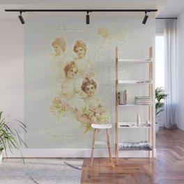 The Bridemaids Wall Mural