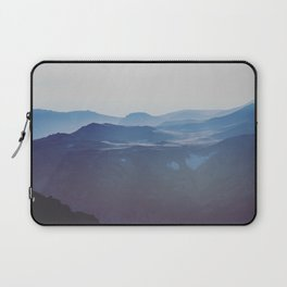 The Tops of Mountains Laptop Sleeve