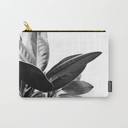 Grandiflora II - bw Carry-All Pouch