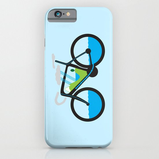The Water Cycle iPhone & iPod Case