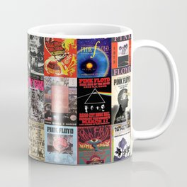 The Wall Concert Posters Coffee Mug