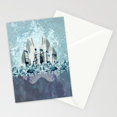 Crystal City Stationery Cards