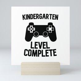 Kindergarten Level Complete Mini Art Print