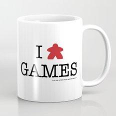 I Meeple Games Mug