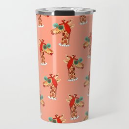 Miss Giraffe Travel Mug