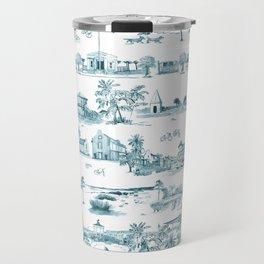 Toile 30A Travel Mug