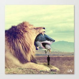 Food Chain Canvas Print