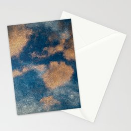 cloud-mosaic Stationery Cards